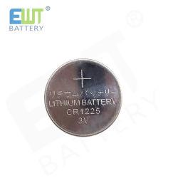 "Ewt Professional Limno2 CR1225 аккумулятор 3V литий марганец"" ячейки для просмотра резервного копирования Non-Rechargeable Cr 1225 медали аккумуляторной батареи"