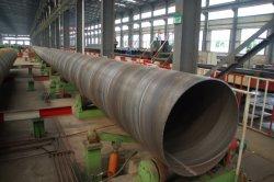 ガスのための抗打ち工事構造SSAWの管およびオイルおよび水