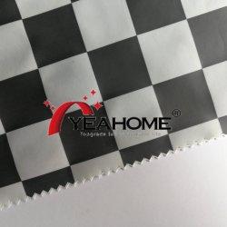 Revêtement polyuréthane de luxe à 4 voies Fonction Fire-Resistant élastique tissu imprimé