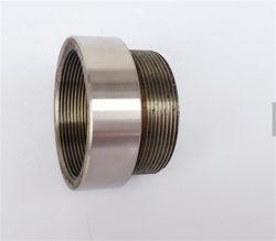 Fornecedor de máquinas profissionais ISO9001 máquina de costura da Roda de peças em ligas de alumínio 6061 T6 Peças com aço inoxidável de alumínio
