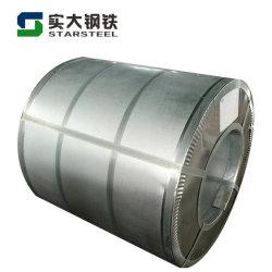 Bobine standard della lamiera di acciaio di SGCC Galvanzied usate sulla costruzione della costruzione