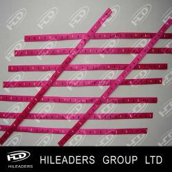 Customed Hileaders 100% Polyester ruban de satin Bracelet