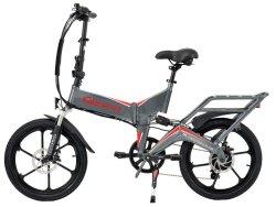 Intelligenter Falz-elektrische Fahrrad-Batterie-Aufladung