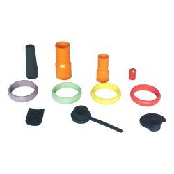 Oemodm coloré de haute qualité en usine personnalisée de taille différente le joint torique en caoutchouc du joint de silicone
