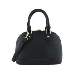 Lady Zip-around Classic Dome Satchel dagelijks gebruikte Handtas Schoudertas