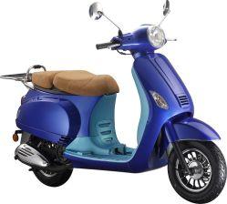 新しいDOT/EPA EECのスクーターのモーターバイク50cc (HD50QT-4P)