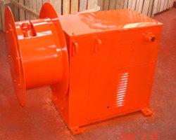 Кабель типа с приводом от электродвигателя привода мотовила