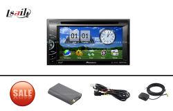 نظام تحديد المواقع العالمي الرائد للسيارة مع Bluetooth وخرائط عالية الدقة