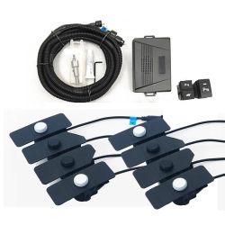 Bündige Montierungs-videoparken-Fühler-Auto-Radar-Detektor für Honda Acura