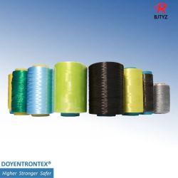 UHMW (couleur fibre PE PE Fibres / Fibre teints) F-W-001