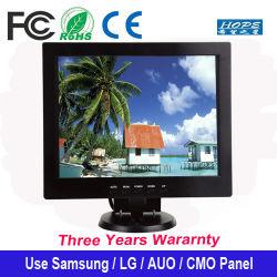 """12"""" pulgadas LCD Monitor CCTV para cámaras de seguridad"""