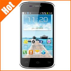 Lage Mtk PDA van de Palm van de Band van de Vierling van de Telefoon van het Eind GSM Java van de Band van de Vierling van de Telefoon van het Scherm van de Aanraking Telefoon Dubbele Telefoon SIM Hogere Telefoon