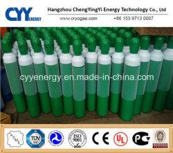 Lar nitrógeno oxígeno acetileno Hydrogeen GNC de CO2 de GNC 150bar/200 bar de acero sin costura de alta presión del cilindro de gas