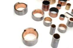 Lager van de Ring van de Koker van het Roestvrij staal van het koper het Bimetaal Beklede