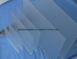 3,2 mm templado de cristal revestida solar para el módulo PV