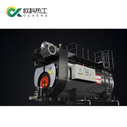 Spot offre de Multi-Purpose Gas-Fired chaudière à vapeur à haute efficacité énergétique pour la lessive de cuisson de Star Hotels