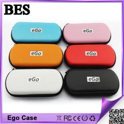 Fermeture à glissière coloré portable EGO sac pour le kit d'e-cigarette
