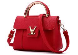 De elegante Privé Handtassen van het Leer van het etiket Zachte, de Enige Zak van de Schouder voor Dames 103W