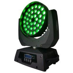 단계 장비 36X12W 4in1 급상승 LED 이동하는 맨 위 세척