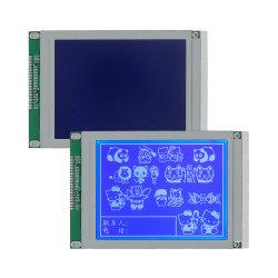 5.7inch産業モノラル低い電力LCDスクリーンFPC Ra8835 320X240図形LCDのモジュール