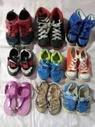 Sapatos de bebê usado calçado Calçado Second-Hand Qualidade AAA