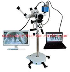 RM-II-1++ avec démonstrateur Colposcope+Appareil photo numérique HDMI+USB2.0+Surveiller+ordinateur