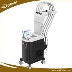 أحدث منتجات تكنولوجيا ذات تقنية قياس 10 نانومتر تعمل بتقنية الديود بالليزر حرق الدهون في الآلة تحديد أطراف الجسم