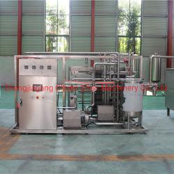 Steriliserende Machine op hoge temperatuur van UHT van het Type van Vruchtesap van de Drank van het Roestvrij staal van de Installatie van de UHT-sterilisatie van de Melk van de Sterilisator van de Pijpleiding van het Pasteurisatieapparaat De Tubulaire