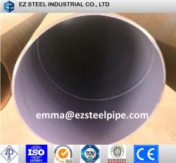 ASTM A252 Rohr häuft gewundenen geschweißten Stahlrohr-Lieferanten API-5L an