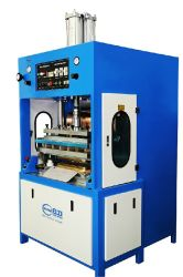 高周波カーサンバイザー自動溶接および切削ナシン
