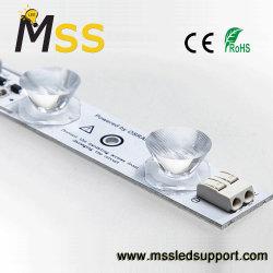 SMD 3535 светодиоды высокой мощности алюминия со стороны штанги освещения светодиода полосы света