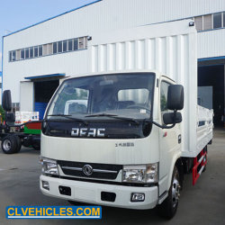 Dongfeng 4X2 3ton ton ton 45130CV no utilizado Mini FAW Beiben Foton Isuzu Pick up camión de carga