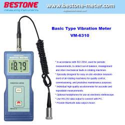 Вм-6320 Цифровой измеритель вибрации данных Vibrometer тестер для дозатора с скорость в пределах 0,01 199.9мм/S (ВМ-6310)
