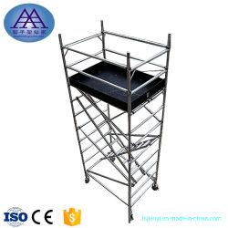 De Steiger van het Aluminium van de Fabriek van Foshan voor Verkoop/Gemakkelijke Mobiele Steiger voor Woningbouw