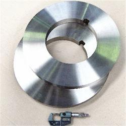 Les couteaux de refendage de bobine/plaque de Cisaillement Le cisaillement de la lame rotative / lames avec rainure de clavette