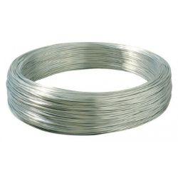 Aço galvanizado reta do Fio de retenção de metal cabo de torção do Fio da Bobina