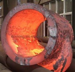ASME B16.11のCS Ss A234 Wp11/Wp22/91 A182 F11/F22/91の合金鋼鉄バット溶接の詐欺のまっすぐな十字のティー