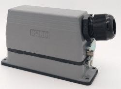 コネクターカバーケーブル・アセンブリのソケットの産業ハウジングおよびフード