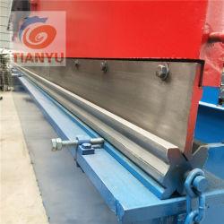 4mm Stalen Hydraulische Plaat Buigmachine Voor Het Vormen Van Rollen