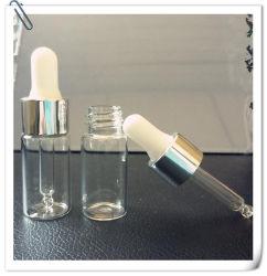Contagoccia di vetro del grossista della Cina della pipetta di plastica del contagoccia 10ml dell'essenza di punta 20ml 30ml della pipetta di Capglass delle bottiglie di olio essenziale