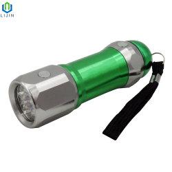 Mini Linterna Aleación de aluminio multifunción con imán