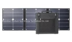40W 18V 12V de Draagbare Vouwbare Lader van het Zonnepaneel voor Powerbank Laptop Cellphones