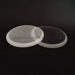 1-6mm Etape Tour en verre trempé couvercle de lampe