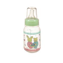 Оптовая торговля 4 унции детского устройства ПК бутылочку для кормления с силиконовая соска