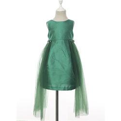 Быстрая доставка принцесса свадебные платья гостя в зеленый и красный цвет