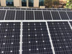 Sistema de Casa Solar de 10kw Juego completo con inversores, los controladores de las baterías (energía solar eléctrica sin retirar la carga)