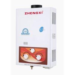 12L即刻の予備品LPGの間欠泉の携帯用ガスの熱湯ヒーター[Jsd-Pfbt1]