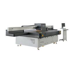 Imprimante scanner à plat UV de l'impression sur métal