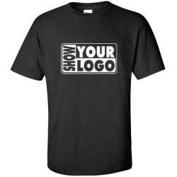로고에 의하여 인쇄되는 면 물자 광고 승진 t-셔츠