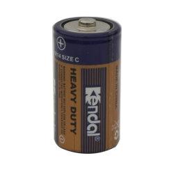 R14P C Carbono Tamanho da bateria de zinco para luminárias